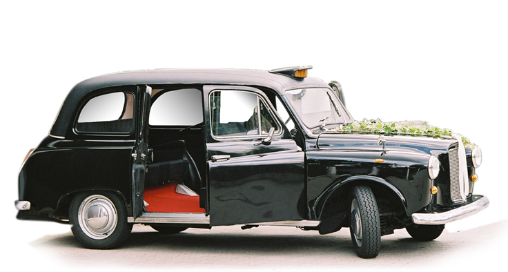 Arthur the Black Cab